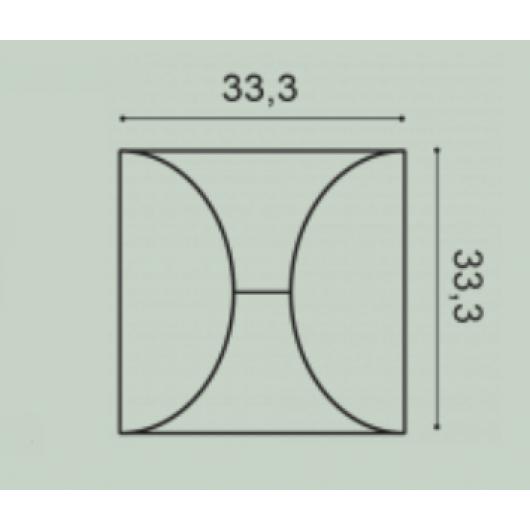 Панель W107 Circle