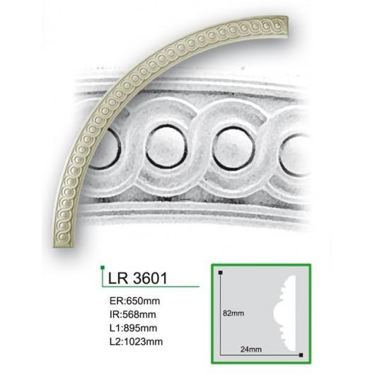 Круговой бордюр LR3601