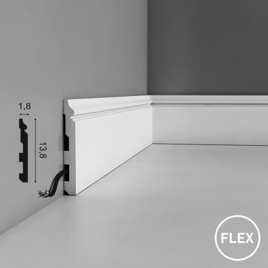 Плинтус SX118 Contour — Flex