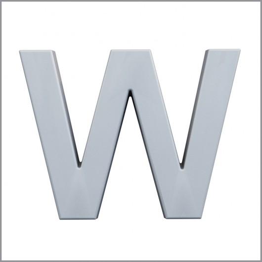Буква W