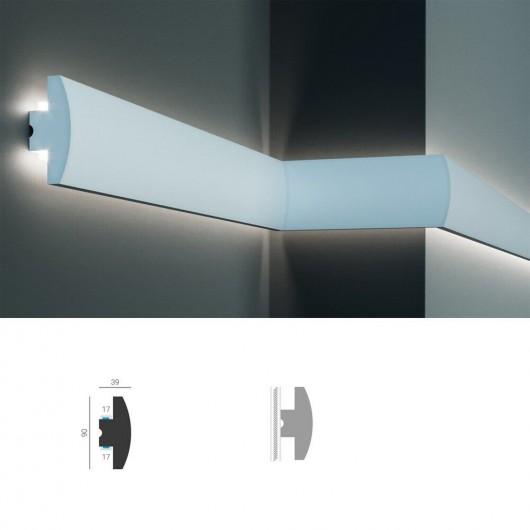 LED профиль KD505
