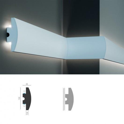 LED профиль KD506